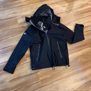 like new Superdry Cliff Hiker International Jacket